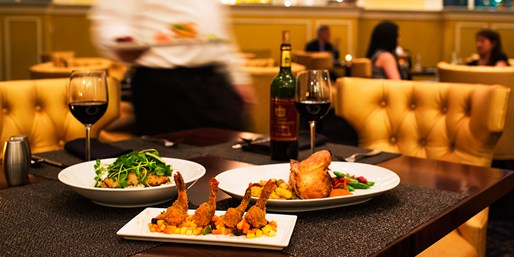 $49 -- Award-Winning Line & Lariat: Dinner for 2, Reg. $92