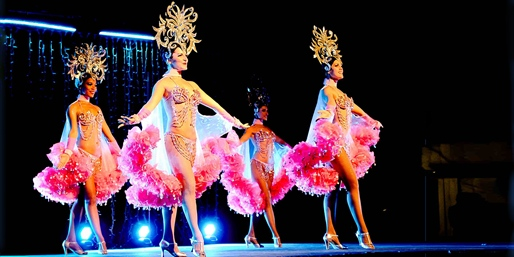 $23 -- Miami: 'Viva Paris' Cabaret Show in June, Reg. $38