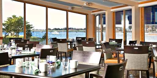 $39 -- Waterfront Dinner for 2 at Frommer's Pick, Reg. $82
