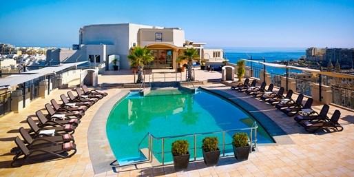 £299pp -- Malta 5-Star Le Méridien Break w/Cruise, Save 50%