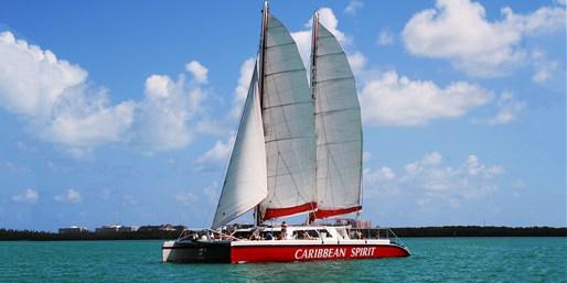 $25 -- Fort Lauderdale: Snorkeling & Catamaran Cruise