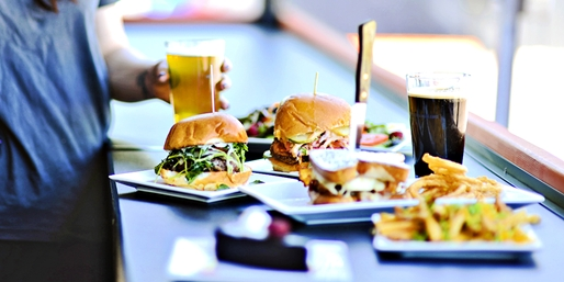 $20 -- B&B Junction: Burgers & Craft Beers for 2, Reg. $40
