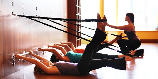$40 -- San Francisco: 5 Fitness Classes for 60% Off