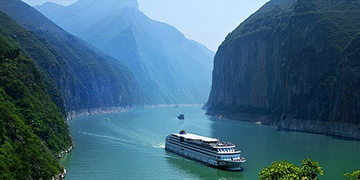 999 € -- 12-Tage China-Erlebnisreise mit Kreuzfahrt, -700 €
