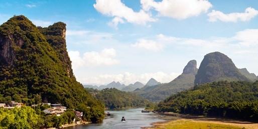 999 € -- 8 Tage China-Reise mit Macau und Hongkong, -600 €