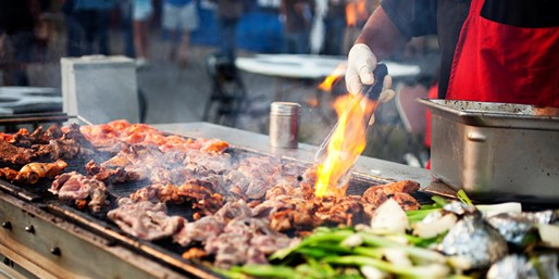 $69 -- BBQ Grilling & Smoking Class w/BYOB Dinner, 50% Off