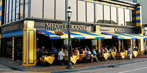 $24 -- Sunday Brunch for Two at Mediterraneo Caffe, Reg. $40