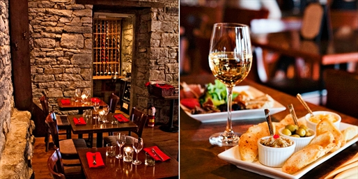 Wine & Charcuterie for 2 in Old Montreal, Save more than 50%