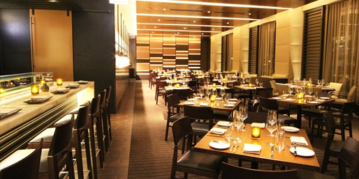 $75 -- Stetsons Downtown: Luxe Steak Dinner for 2, Half Off