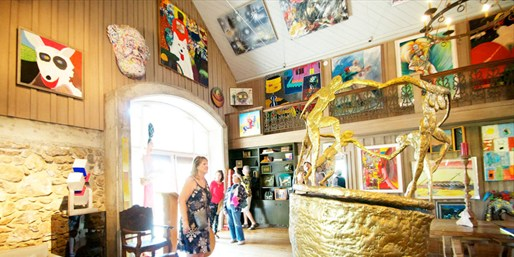 $15 -- NY Times Pick: Art Tour for 2 in Napa Valley, 50% Off