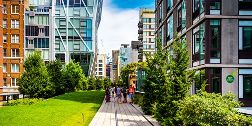 $69 -- Award-Winning Walking Tour for 2: High Line, 30% Off