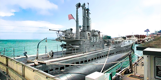$10 -- Day for 2 Aboard the USS Pampanito, Reg. $24