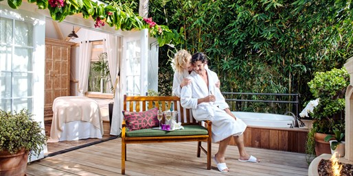 $99 -- Spa Day at Estancia La Jolla w/Bubbly, Reg. $180