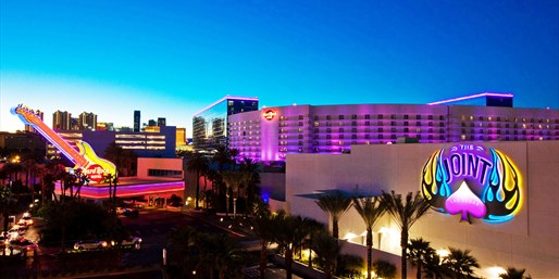 $119 -- Hard Rock Hotel Bottle Service for 4-10, 40% Off