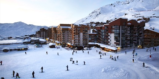 £99 -- Val Thorens: Ski-in, Ski-out 4-Star Hotel, Save 34%