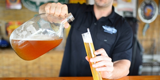 $12 -- Make Your Own Beer Class w/Tastings, Reg. $25