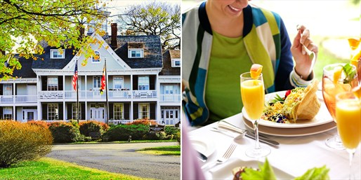 $39 -- Kent Manor: Bayside Champagne Brunch for 2, Reg. $56