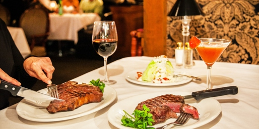 Shula's Miami Beach: Steak Dinner for 2, Save 45%