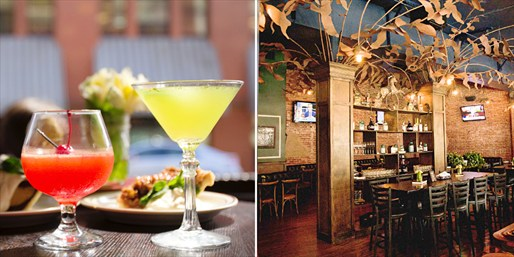 $35 -- Gaslamp: Southern Dinner & Craft Cocktails for 2