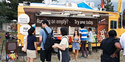 $20 -- Food Truck Fest for 2 w/Tastings & Music, Reg. $40