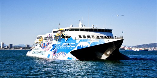 $49 -- Grand Bahama Island Day Trip: Roundtrip Ferry Ride