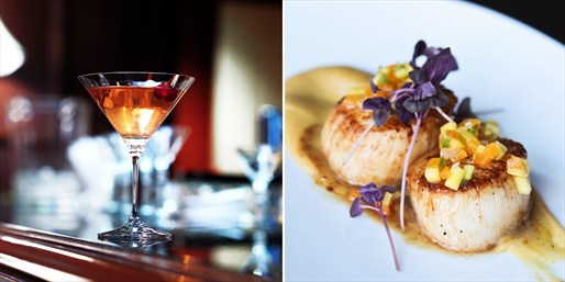 $39 -- Michelin-Recommended Seafood & Drinks at The Savoy