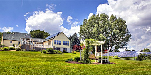 Travelzoo Deal: $249 -- Finger Lakes: 2-Nt. B&B Escape incl. Wine Tastings