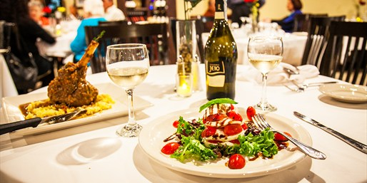 $49 -- Il Posto: Classic Italian Dinner for 2, Reg. $84