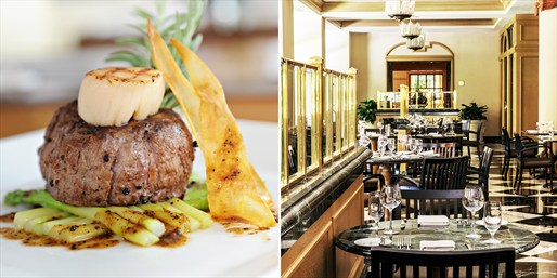 $59 -- Hyatt: Italian Steakhouse Dinner for 2, Reg. $117