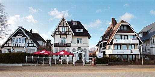 79 € -- Ostsee: 3 Tage in Strandvilla in Travemünde, -39%