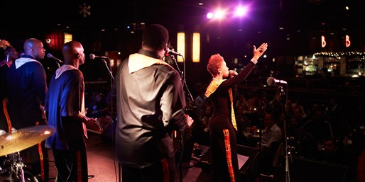 $59 -- B.B. King's Gospel Choir Brunch for 2, Reg. $124