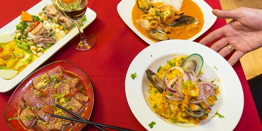 $29 -- 'Charming' LoHi Gem: Peruvian Dinner for 2, 50% Off
