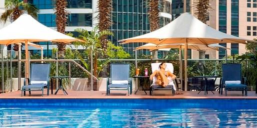 £65 -- Central Brisbane Getaway w/Breakfast, Save 28%