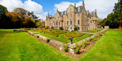 £25 -- Scottish Castle: Afternoon Tea for 2 w/Guided Tour