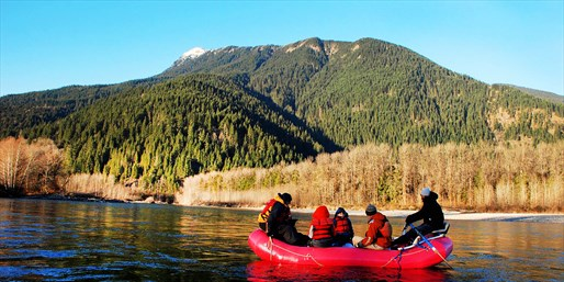 $39 -- Skagit River: Bald Eagle or Fall Foliage Float Trips