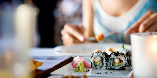 $11 -- Blue Fish: $30 to Spend on 'Excellent' Sushi & Drinks