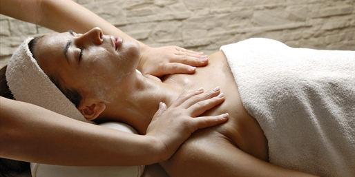 $49 -- Highland Park: Massage or Facial w/Salt Scrub