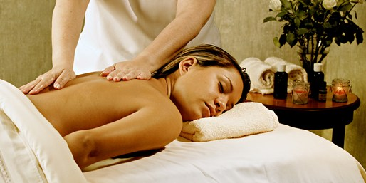 $95 -- Spa Day w/Massage at Luxe 4-Diamond Resort, Reg. $240