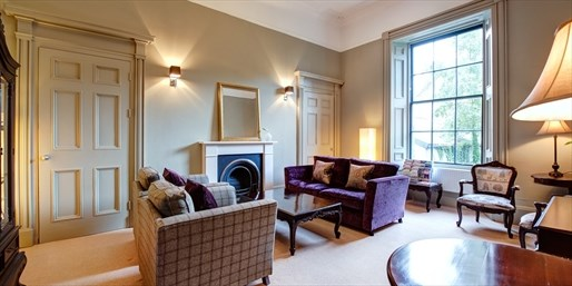 £119 -- Edinburgh: 'Elegant' Hotel Stay & Dinner, Was £295+