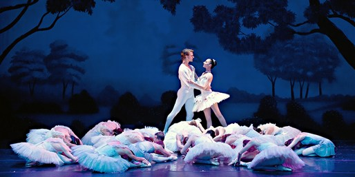 $9 -- 'A Midsummer Night's Dream' by Ajkun Ballet, Reg. $15