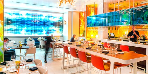 $69 -- W Hotel: Chef's Menu for 2 w/Cocktails, Reg. $122