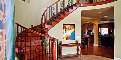 $795 -- Anaheim: 3-Nt. Home Rental near Disneyland, 60% Off