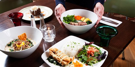 $35 -- 'Coolest Restaurant': Dinner for 2 w/Drinks, Reg. $62