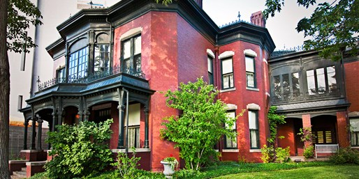$6 -- Denver 'Hidden Gem': Byers-Evans House Tour for 2