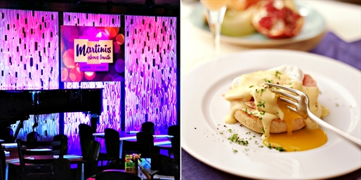 $25 -- Mimosa Brunch for 2 at Hillcrest Hot Spot, Reg. $55