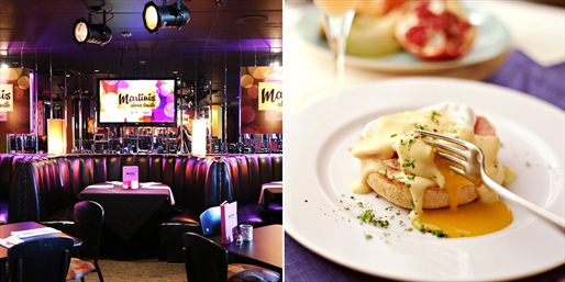 $15 & up -- Martinis Above Fourth: Half Off Disco Brunch