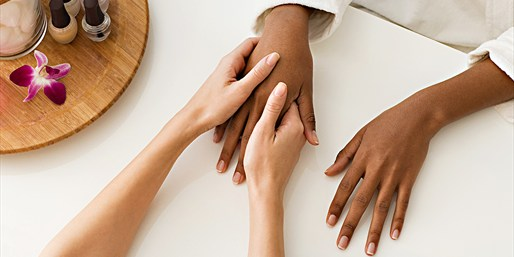$29 -- 'Chic' Hayes Valley Spa: Mani/Pedi, Reg. $51