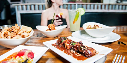 $29 -- 'Best of Vegas': Tapas & Drinks for 2, Reg. $62