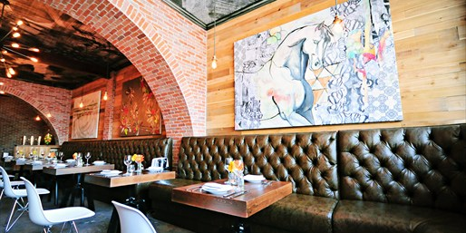 $39 -- District: Lunch for 2 from Acclaimed Chef, Reg. $82