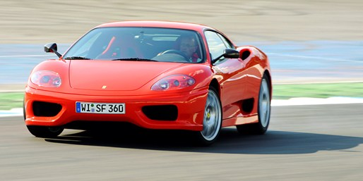 $99 -- High-Speed 5-Lap Ferrari Drive, Reg. $199